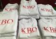 T-shirts KBO scholen